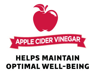 Apple Cider Vinegar Gummies Help Maintain Optimal Well-Being