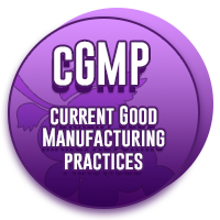 Current Good Manufacturing Practices Icon