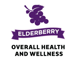 Elderberry Gummies for Overall Health and Wellness