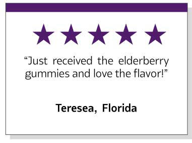 Elderberry Gummies Review
