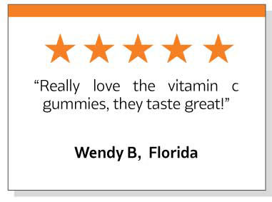 Vitamin C Gummies Review
