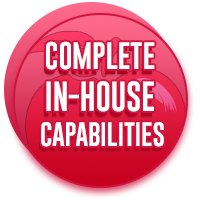 Complete In-House Capabilities Icon