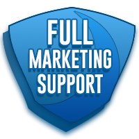 Full Marketing Support Icon