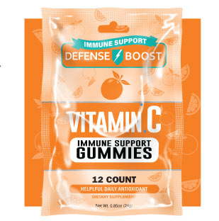Immune Support Vitamin C Gummies